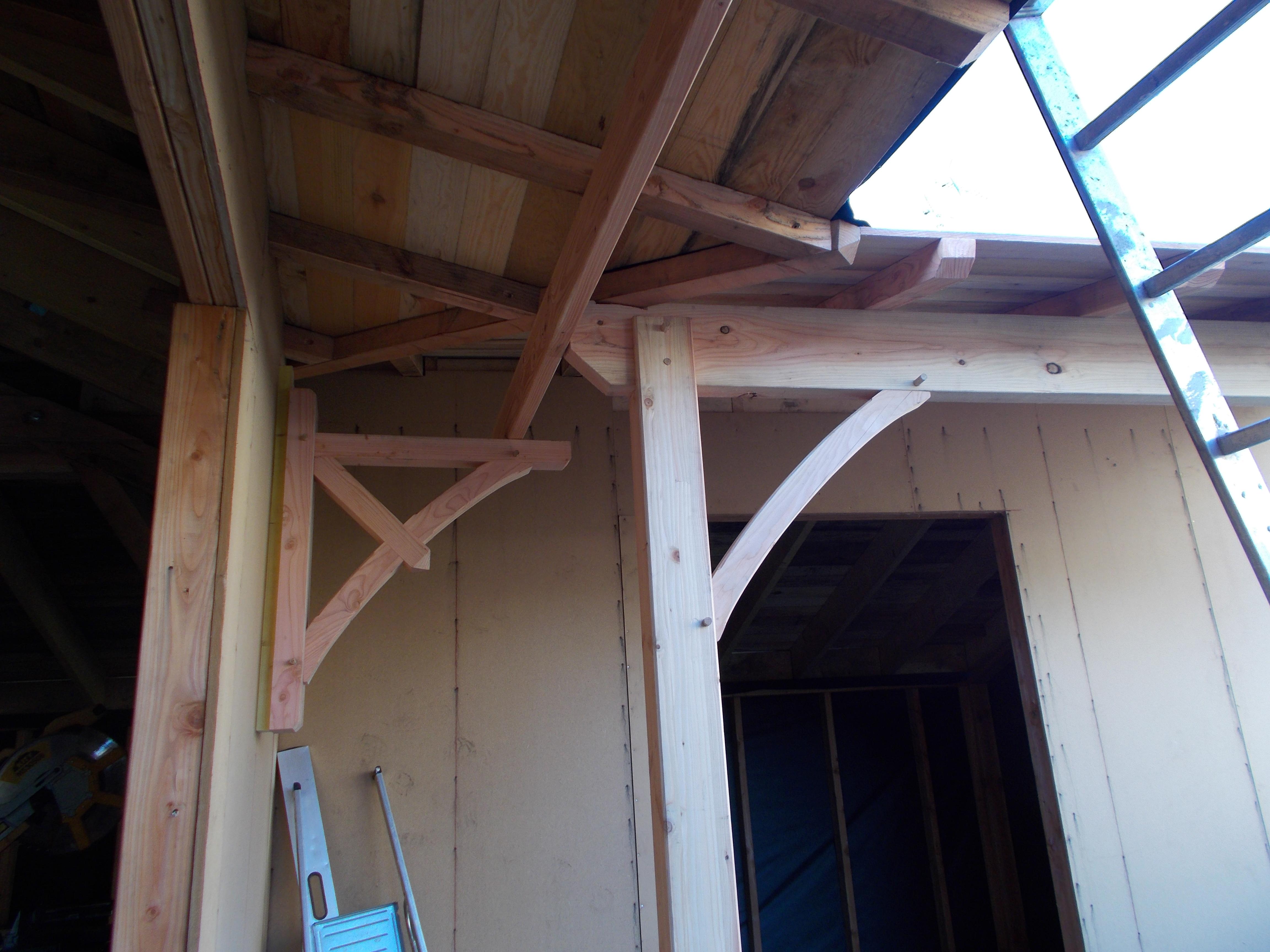 Maison bois du Val de l'Eyre # Construction Bois Gironde